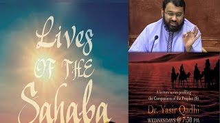 getlinkyoutube.com-Lives of Sahaba 43 - Saeed Ibn Zayd (Ashara Mubashara) - Yasir Qadhi
