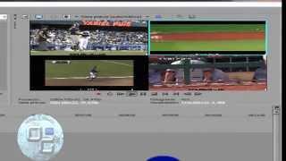 getlinkyoutube.com-Tutorial de como usar la herramienta multicamara con Sony Vegas Pro 11