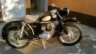 getlinkyoutube.com-NSU Maxi 175  Pretis 1962. restoration
