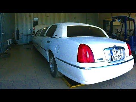 Линкольн лимузин. Обзор электрооборудования. Подсветка кузова.