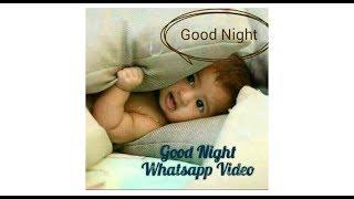 Good Night Whatsapp Video