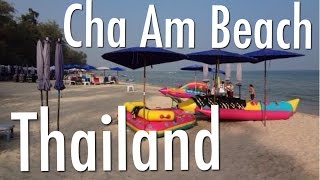 getlinkyoutube.com-Cha Am Beach, Thailand - Thai Style Beach Resort In Southern Thailand.