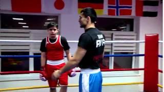 getlinkyoutube.com-в Первом Боксерском Клубе мастер-класс Давида Аванесяна