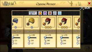 getlinkyoutube.com-Knights and Dragons 9 Fusing LEGENDARY ARMOR and Guild War Results!!!!
