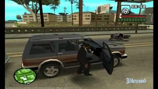 getlinkyoutube.com-GTA San Andreas: Como entrar a la casa de Sweet, Ryder y OG Loc - Loquendo