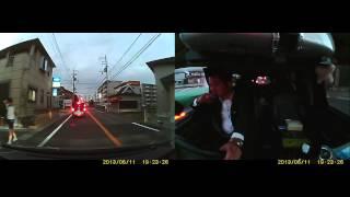 getlinkyoutube.com-客の車でたばこを吸ってポイ捨てする人