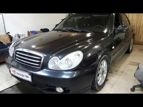 Hyundai Sonata Горит Check Engine и SRS & AIRBAG