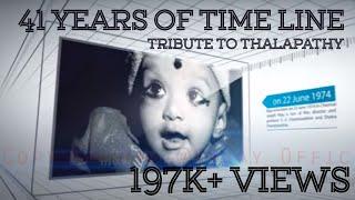 getlinkyoutube.com-Vijay anna's 41 Years of Timeline