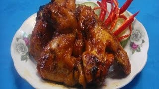 getlinkyoutube.com-Cara Membuat dan Resep Ayam Bakar Bumbu Manis