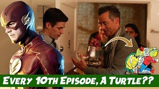Every 10th Episode, A Turtle Appears | The Flash Season 4x10