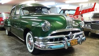 getlinkyoutube.com-1951 Pontiac Sedan Straight 8 at Country Classic Cars