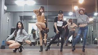 getlinkyoutube.com-BJ이아연 BJ권윤경 BJ윤이나 BJ파샤 커버댄스 cover dance