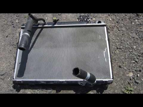Комплект радиаторов Lexus LS