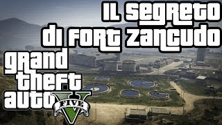 getlinkyoutube.com-GTA 5 - Il segreto di Fort Zancudo