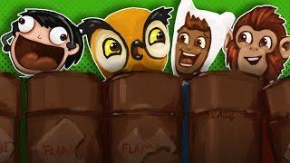 getlinkyoutube.com-Gmod Prop Hunt Funny Moments- DaithiDeRuiner, Barrel Trap!