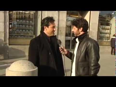 Carlos Marín de 'Il Divo' habla sobre política en La Calle No Calla