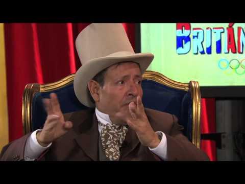 EUGENIO DERBEZ LONDRES 2012 HUMOR BRITANACO LA JUGADA OLIMPICA PRESENTAN: SAMMY Y MIGUEL LUIS 2