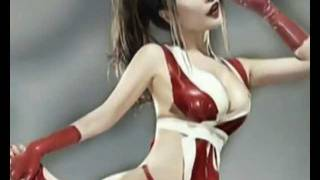 getlinkyoutube.com-The Sexiest embodiment of Shiranui (King Of Fighters)