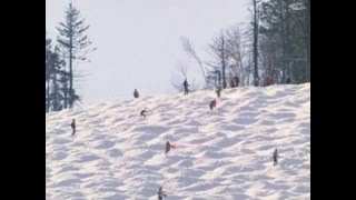 getlinkyoutube.com-Mogul Skiing: Cool Old School with Peter Jacobs Part 1