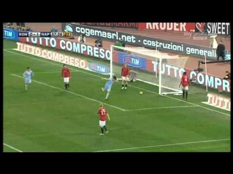 Roma-Napoli 0-2 by Carlo Alvino 12-02-2011