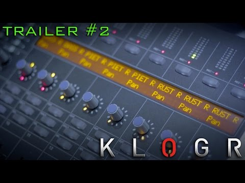KLOGR NEW ALBUM 2016 - TRAILER 2