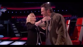 getlinkyoutube.com-Gwen and Blake - Moments - season 7 part 1