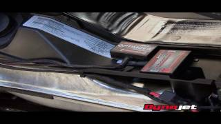 getlinkyoutube.com-Power Commander V Install CanAm Spyder RT RTS Models
