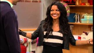 "getlinkyoutube.com-Keesha as ""Gigi"" on Are We There Yet?  (Green Episode)"