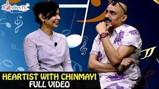 Chinmayi talks about AR Rahman, Ilayaraja, Harris and Simbu | Heartist Full Video | Bosskey TV