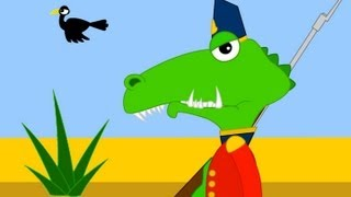 getlinkyoutube.com-Ah les crocodiles