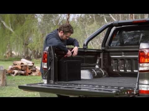 Mazda BT-50 Dual Battery System
