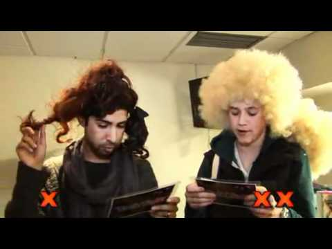 The X Factor - Quickfire Niall Vs Savan