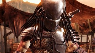 getlinkyoutube.com-Mortal Kombat X - Predator Imitations: Laughs and Voices Compilation
