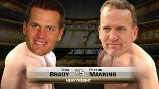 getlinkyoutube.com-Brady V Manning - EA Sports UFC