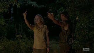 getlinkyoutube.com-The Walking Dead 4x12 - Beth and Daryl Burn Down The House