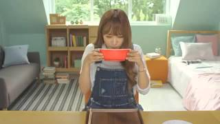 getlinkyoutube.com-EXID ハニ CM