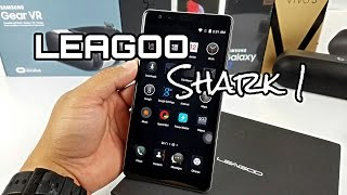 "Leagoo Shark 1 - ""The 6.0"" Giant"" - 6300mAh - FHD - Fingerprint - HotKnot - Dual Sim!"