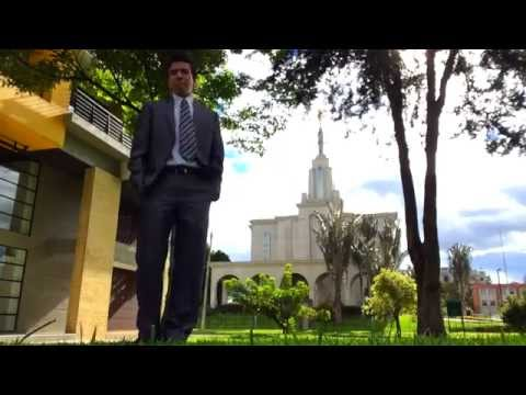 REPORTAJE TEMPLO SUD BOGOTÁ COLOMBIA, Por Benjamín Monroy Gastélum