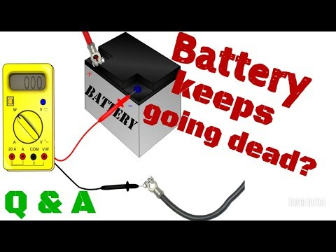 P0562 P0622 Battery goes dead overnight..Q & A discussion