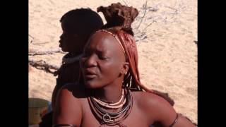 getlinkyoutube.com-From Victoria Falls to Cape Town - People - Himba, Herero - Libera - How can i keep from singing ?