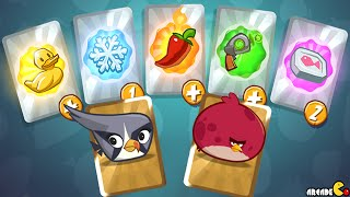 getlinkyoutube.com-Angry Birds Under Pigstruction - BOSS Level ALL SPECIAL Power Unlocked!iOS/Android