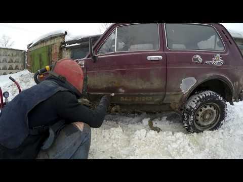 Гараж 56: Борьба с жучками на автомобиле.Удаление ржавчины.