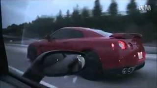 getlinkyoutube.com-Corvette C6 Z06 vs 2012 Nissan GT-R vs BMW E92 M3