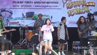 BOJOKU GALAK ~ KONEG LIQUID feat VIA VALEN  [Jogja Bay - Goyang Ombak - 2017] [COVER]