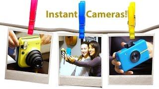 getlinkyoutube.com-Fujifilm Instax Mini vs Polaroid Snap