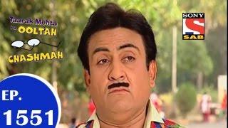 Taarak Mehta Ka Ooltah Chashmah - तारक मेहता - Episode 1551 - 27th November 2014