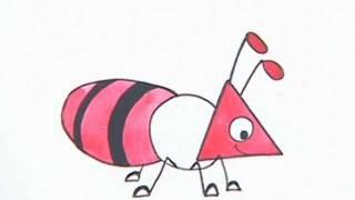 """getlinkyoutube.com-ครูก็อกสอนศิลป์ ตอน """"มดแดงแสนขยัน"""""""