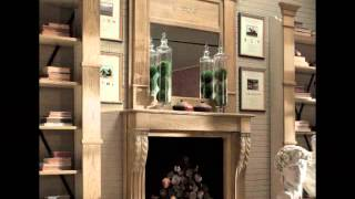 getlinkyoutube.com-Chimeneas decorativas