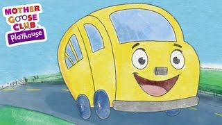 getlinkyoutube.com-The Wheels on the Bus | Mother Goose Club Playhouse Kids Song