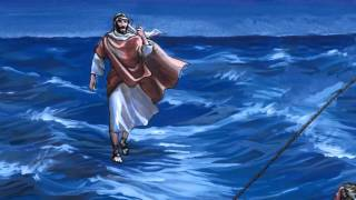 47 Jesus Walks on the Water - Punjabi